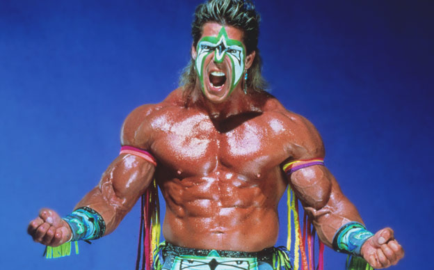 RIP Ultimate Warrior 1959-2014.  Hey, we all have our idols growing up.
